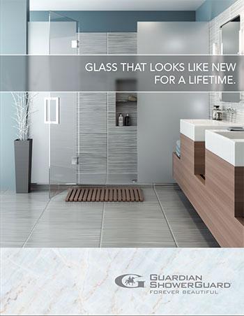 Authorized Dealer For Guardian ShowerGuard Glass