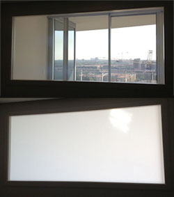Polyvision Switchable Privacy Glass